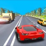 Highway Driving Car Racing Game 2021